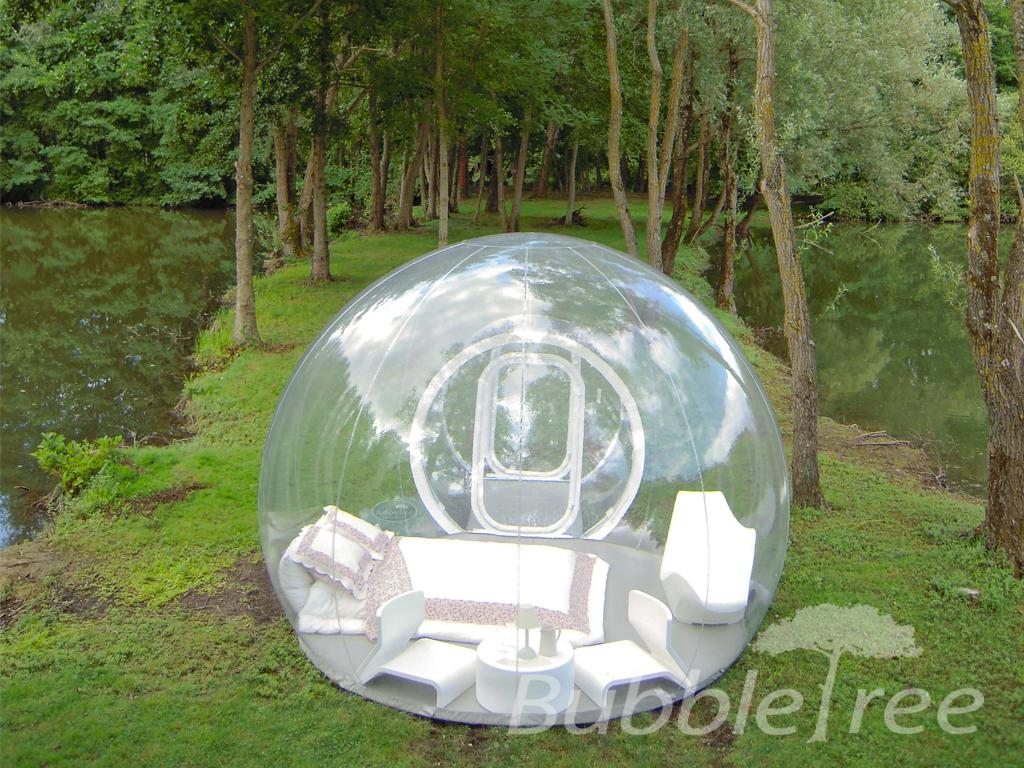 Photos Of The Bubble Lodges Range Bulles Cabanes Nuits