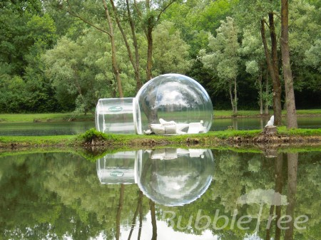 bubble lodges bulles cabanes nuits insolites et v nementiel. Black Bedroom Furniture Sets. Home Design Ideas