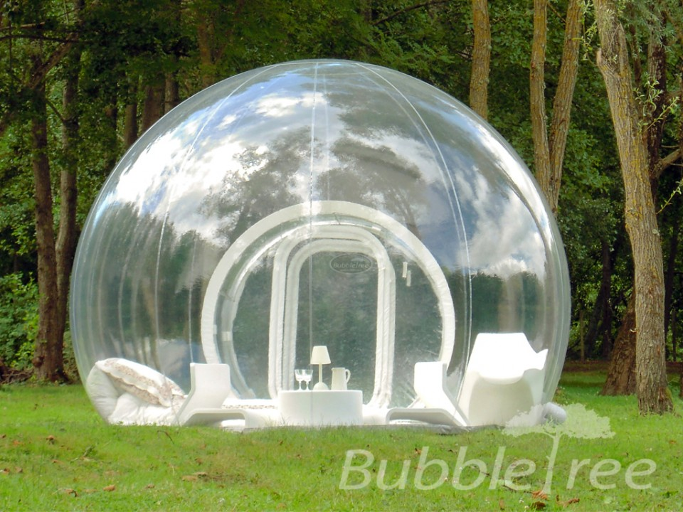 BubbleTree créateur et fabricant des Bulles d\'hébergement ...