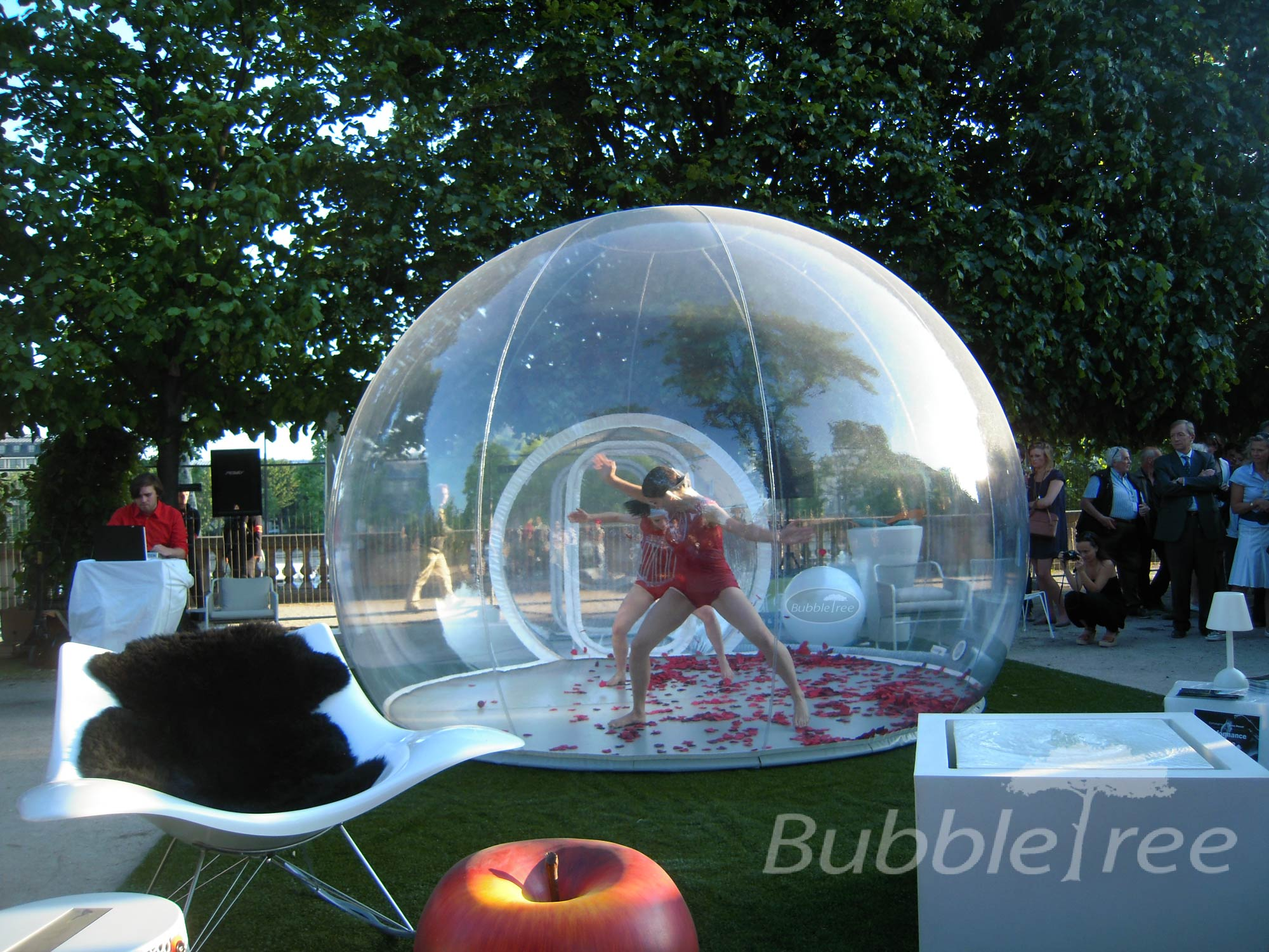 cristalbubble dedicated to the dance bubble tree. Black Bedroom Furniture Sets. Home Design Ideas