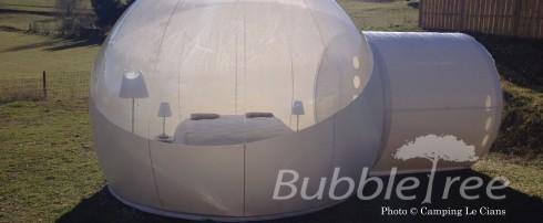 Une bulle d'hiver