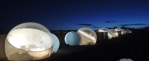 Innovations BubbleSuite pour la nouvelle saison des nuits insolites