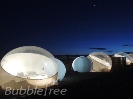 Bubble GrandSuite village