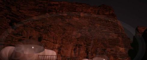 BubbleTree au cœur du désert par TF1 : une expérience surprenante !