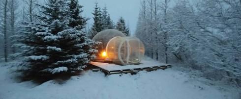 Les aurores boréales en Islande – BubbleTree sur Thrillist