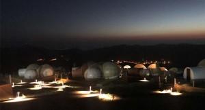 TF1 : Des hôtels Bulles pour protéger l'environnement