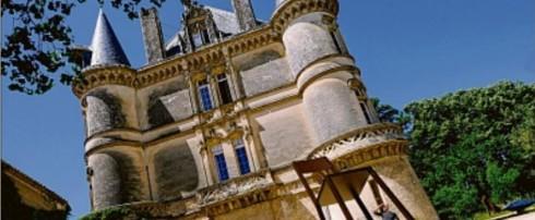 Ouverture de l'exposition des artistes au château de Charleval